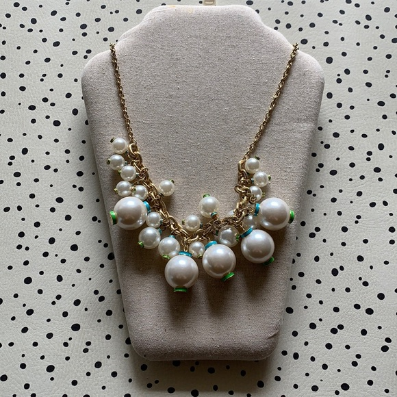 Lilly Pulitzer Pearl Bauble Necklace